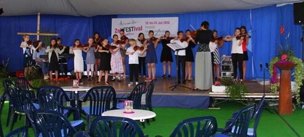 CSL Zeltfestival