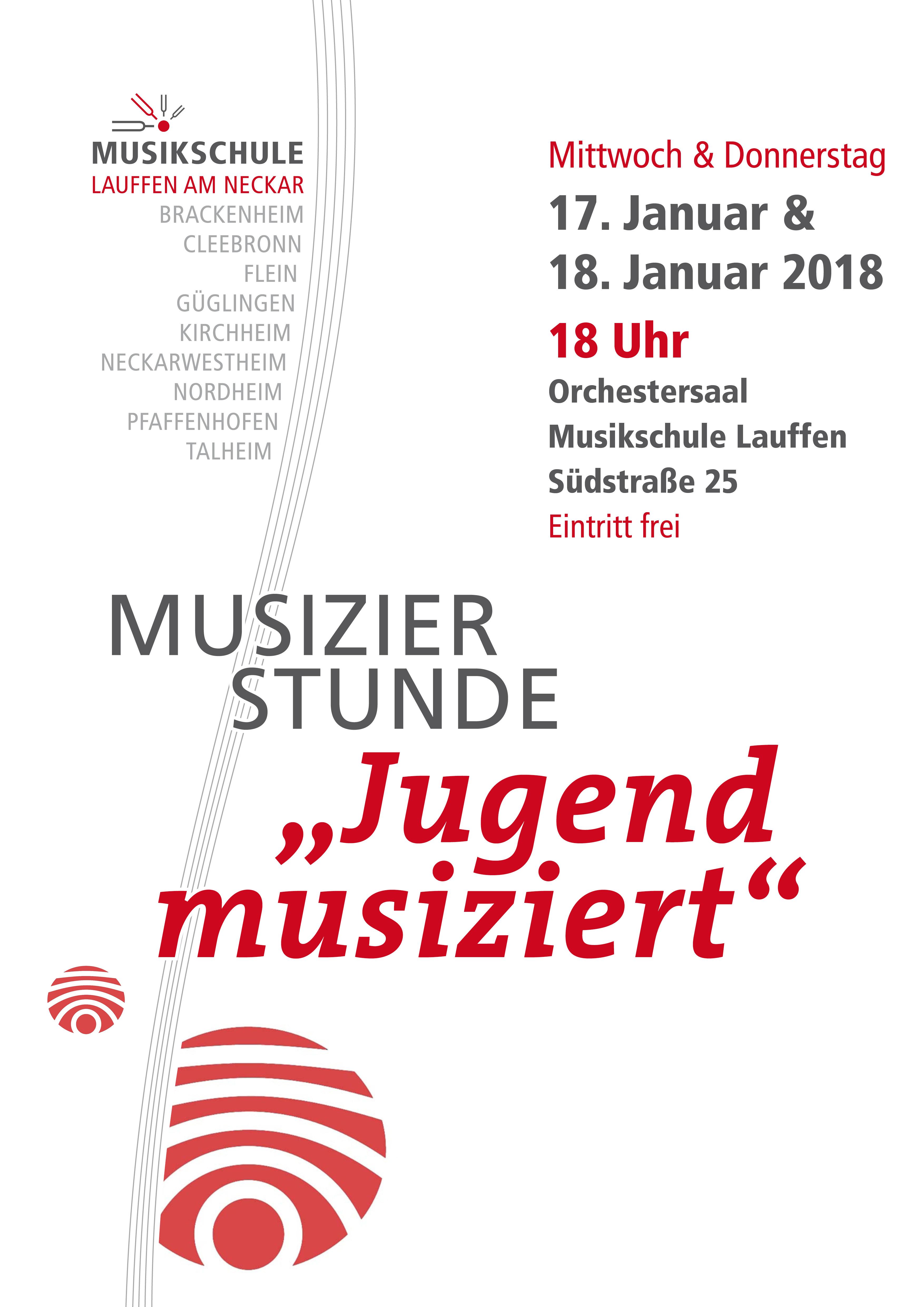 Musizierstunde Jugend musiziert