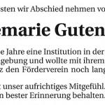 CSL Annemarie Gutensohn