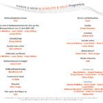 Kanon und mehr - Programm2
